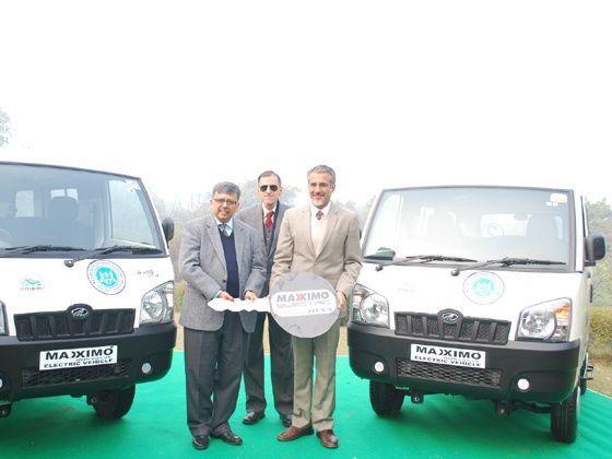 Maxximo Electric Van