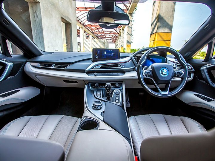 2015 Bmw I8 India Review Zigwheels