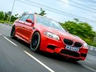 2014 BMW M5 India review