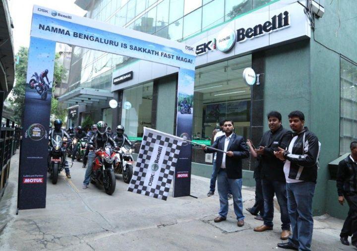 DSK-Benelli Bangalore