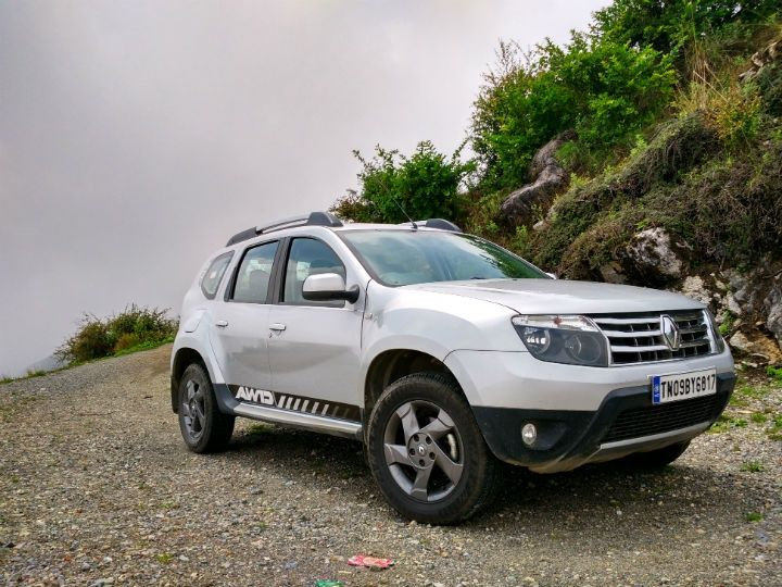 Renault Duster AWD fifth month report
