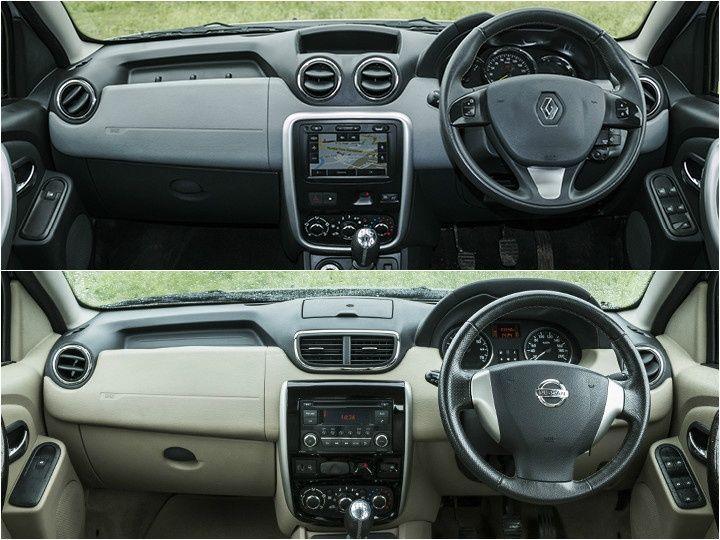 Hyundai Creta Vs Renault Duster Awd Vs Nissan Terrano Vs