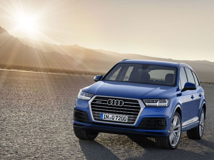 Audi Q7 luxury SUV is one of the much awaited launches of 2015