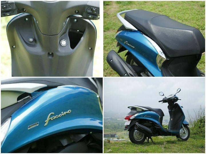 Yamaha fascino detailed review zigwheels for Yamaha water scooter