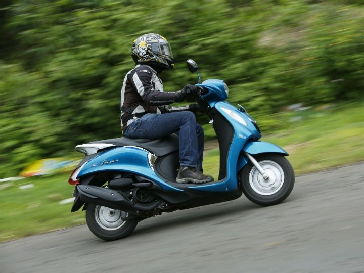 Yamaha Fascino First Ride Review