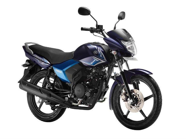 2015 Yamaha Saluto with disc brake