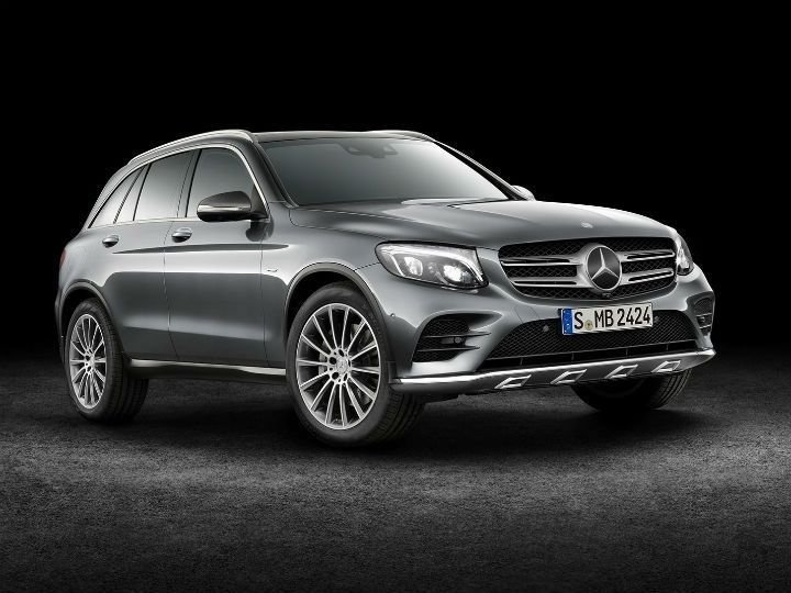 Mercedes benz india to launch 4 new suvs in the next one for Mercedes benz suv india