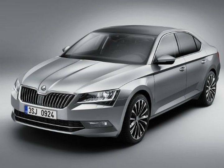 india bound 2016 skoda superb awarded 5 star ncap rating zigwheels. Black Bedroom Furniture Sets. Home Design Ideas