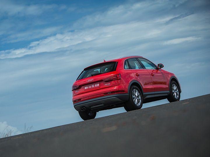 2015 Audi Q3 35 TDI Quattro Review - ZigWheels