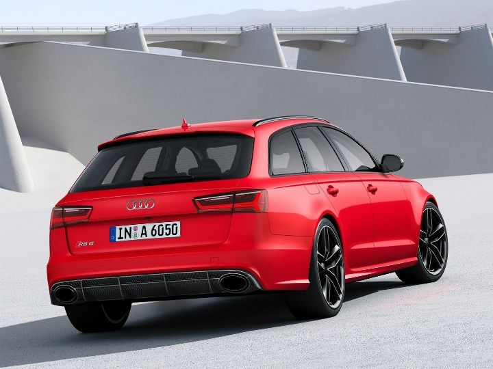 Audi RS Avant Launched In India At Rs Crore ZigWheels - Audi rs6 price