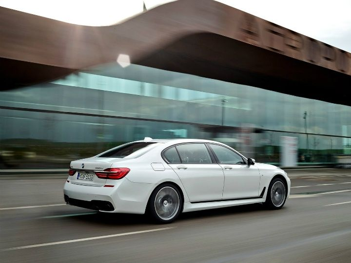 All New 2016 BMW 7 Series Unveiled