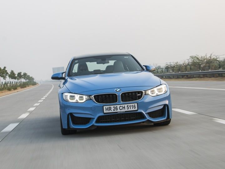 2015 Bmw M3 India Review Zigwheels