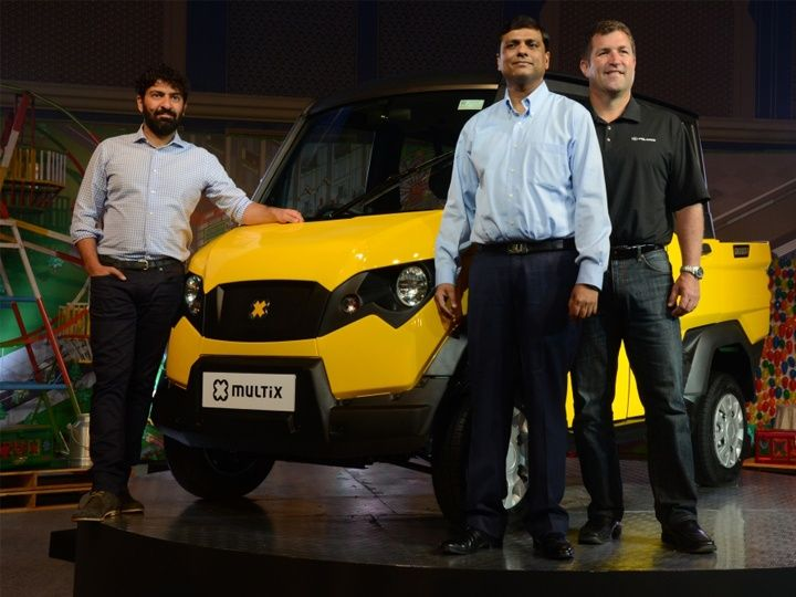 Eicher Polaris Multix launched in India
