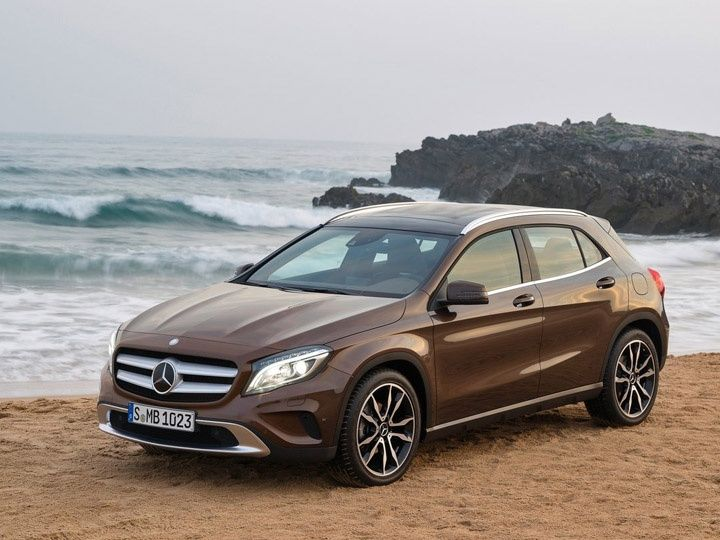 Mercedes benz launches locally produced gla class zigwheels for Mercedes benz gla 2015 price