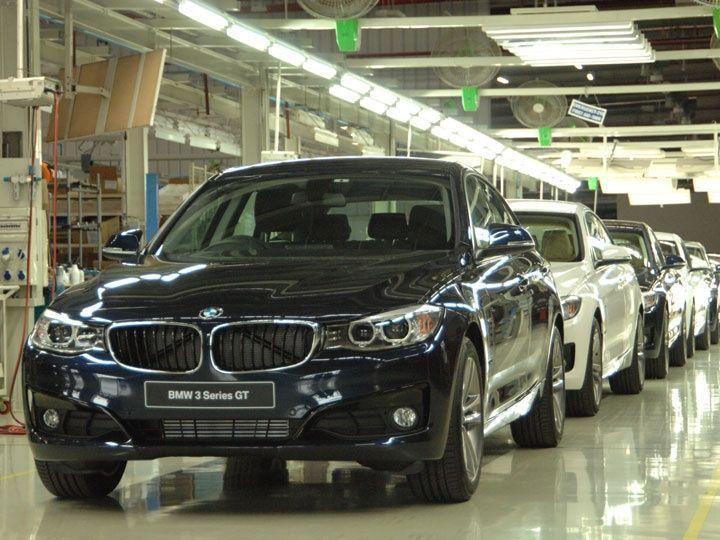 BMW 3 Series GT Sport line