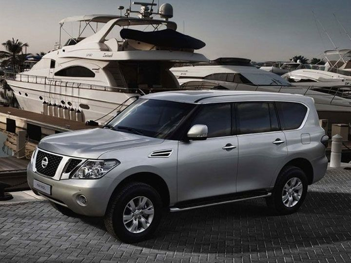 Nissan Patrol luxury SUV to be launched in India soon