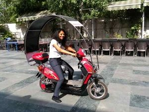 Can This India Made Solar Powered Scooter Change The Way