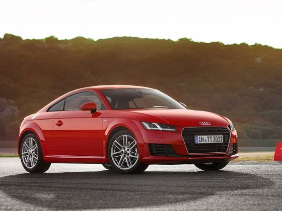 Audi TT To Be Launched In April End ZigWheels - Audi car 2015 price