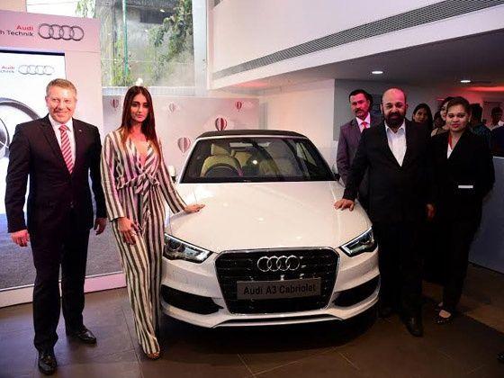 Audi Inaugurates New Showroom In Guwahati Zigwheels