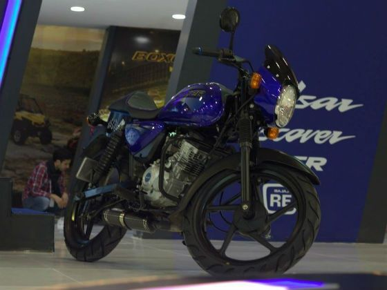 Bajaj Auto Ltd recently unveiled a cafe racer version of the Boxer 150 at the 2015 Turkey Auto Show. The cafe racer is based on the stock Boxer 150 which ...