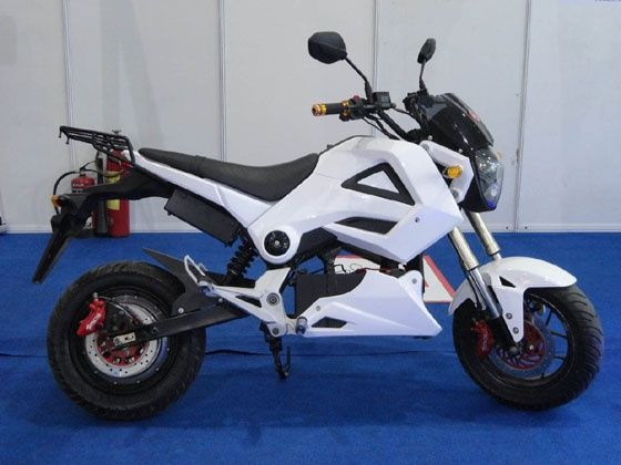 Hero electric motorcycle