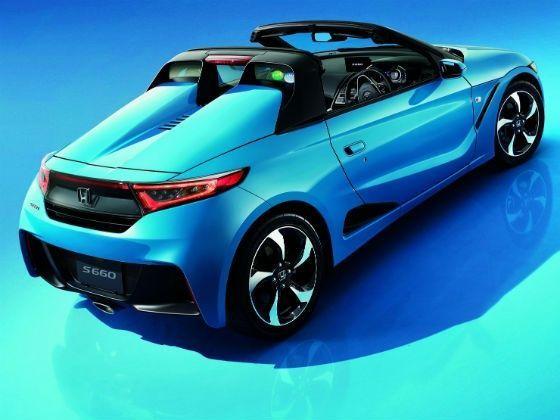 Honda S660 baby sports car goes on sale in Japan - ZigWheels