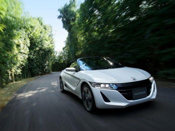 Honda S660 Baby Sports Car Goes On Sale In Japan Zigwheels