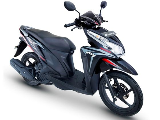 honda vario 125cc scooter imported to india for r d zigwheels. Black Bedroom Furniture Sets. Home Design Ideas