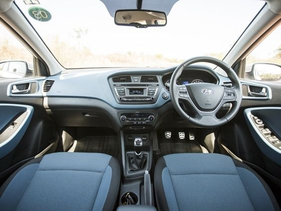 Hyundai i20 active launched at rs lakh zigwheels - Hyundai i20 interior ...