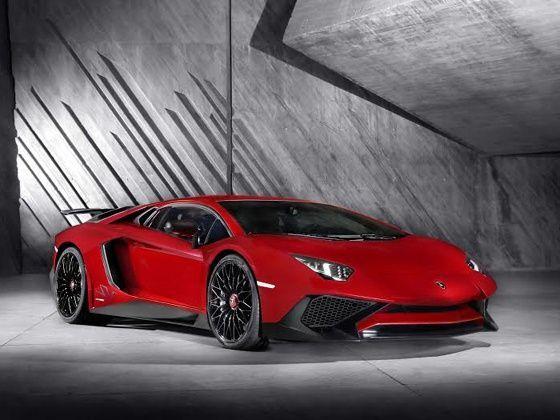 Lamborghini Aventador LP 750-4 Superveloce revealed