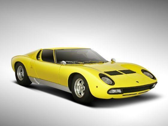 Lamborghini Miura 1:12 Kyosho Model