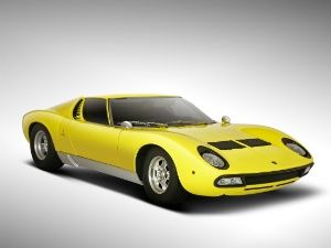 1:12 Lamborghini Miura Kyosho Model Review