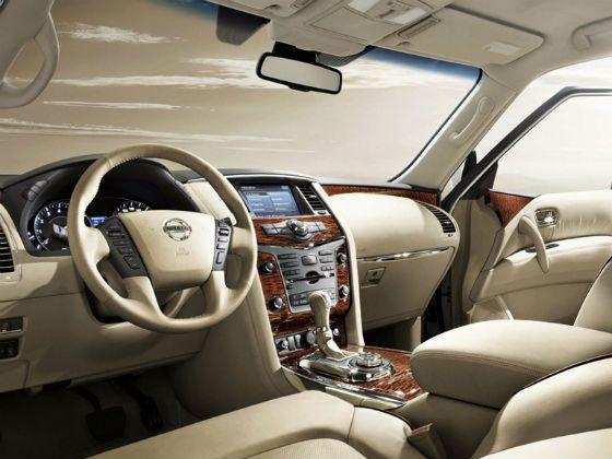 Nissan Patrol V8 first review - ZigWheels