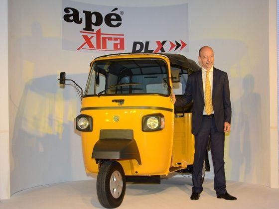 New Piaggio Ape Xtra Dlx Launched At Rs 1 74 Lakh Zigwheels