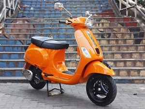 Vespa Scooters To Be Equipped With Fuel Injection Zigwheels