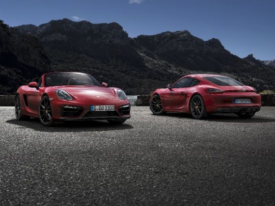 Porsche Cayman Gts And Boxster Gts Launched In India Zigwheels