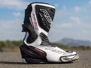 RST Tractech Evo riding boots review