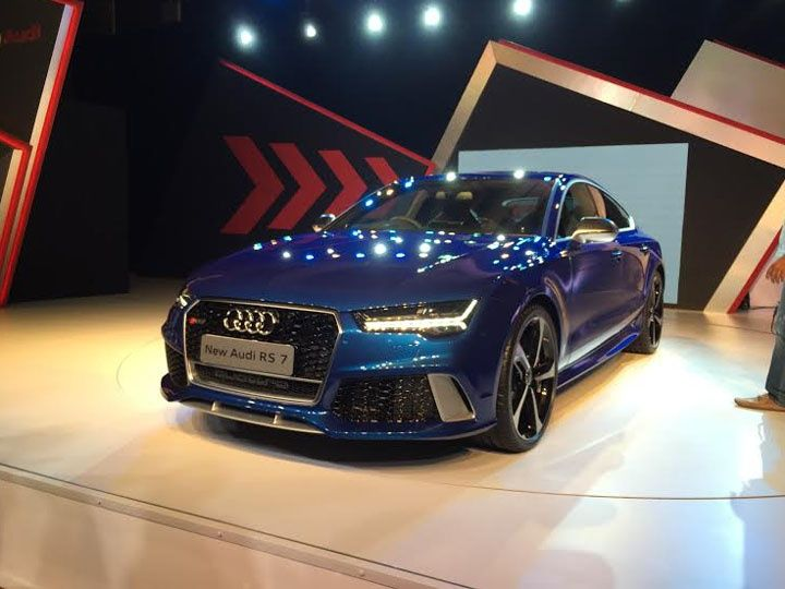 Facelifted Audi RS Launched In India At Rs Crore ZigWheels - Audi car 2015 price