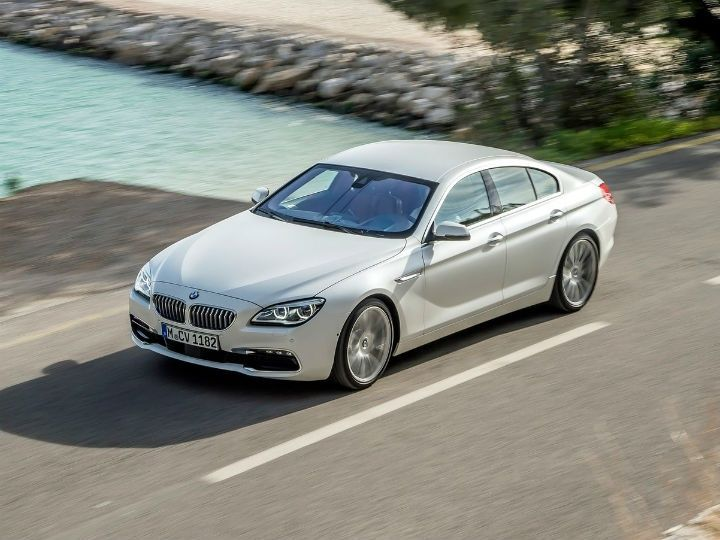 BMW 6 Series Gran Coupe facelift launched in India