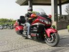 Honda welcomes new Gold Wing owners