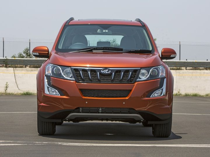 New Age Mahindra XUV500 comes with a redesigned front