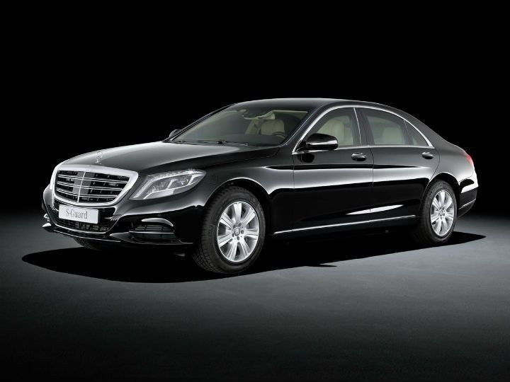 Mercedes Benz S Guard Armoured Limousine Launched In India At Rs 8 9