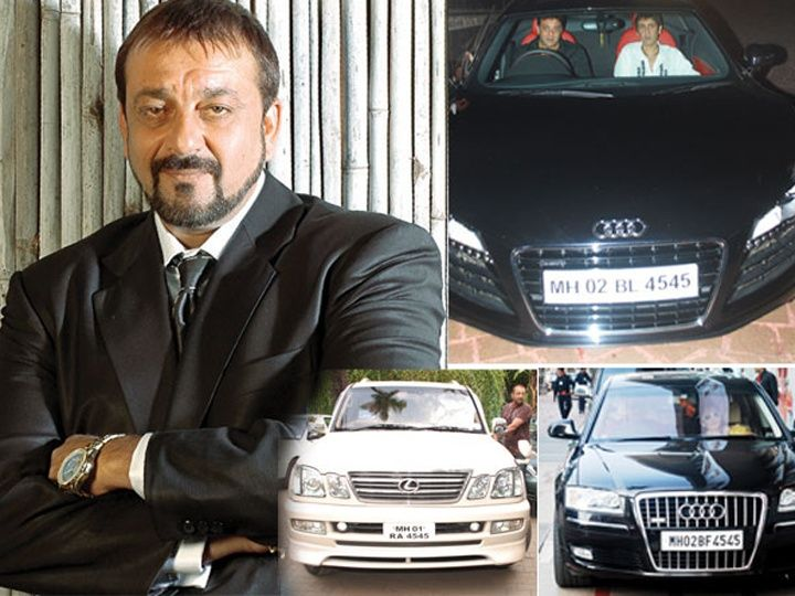 Bollywood Stars Number Plates And Superstitions Zigwheels