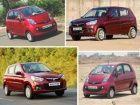 Tata Nano GenX vs Maruti Suzuki Alto K10: Spec Comparison