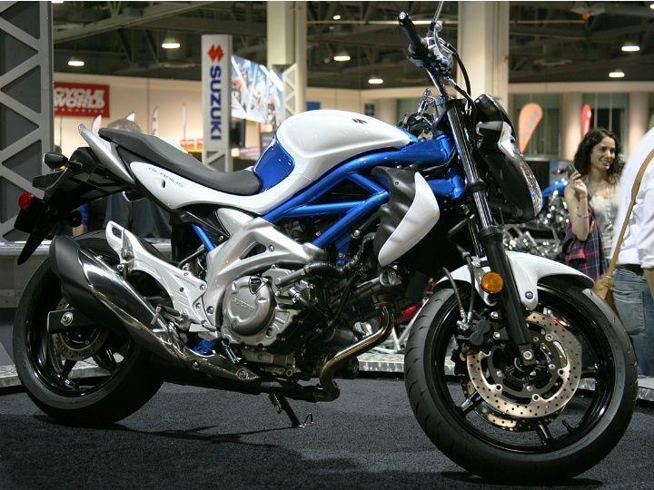 Eicma 2015 Suzuki Unveils New Sv650 Street Fighter