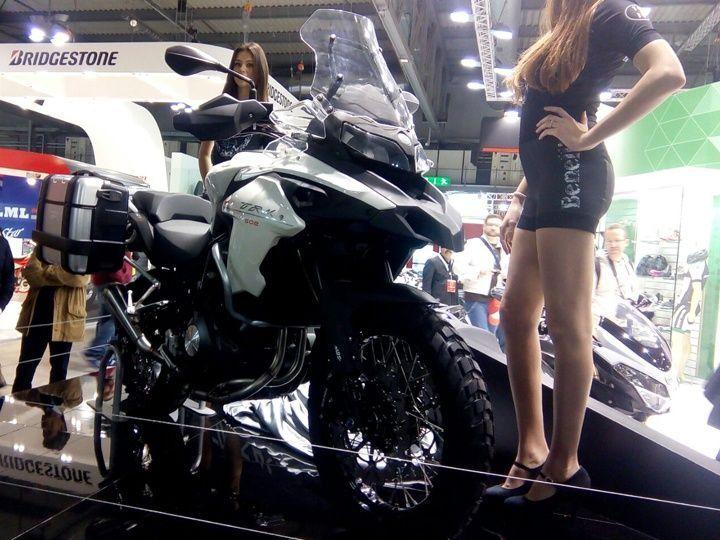 Eicma 2015 Benelli Trk 502 Unveiled Zigwheels