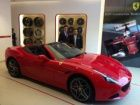 Ferrari inaugurates new showroom in Delhi