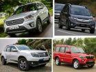 Honda BR-V: Competition Check