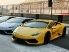 Lamborghini Huracan and Aventador track review