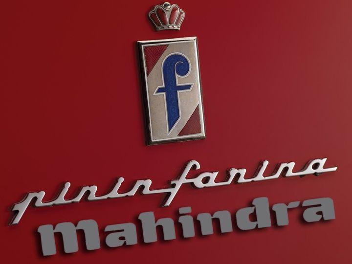 Mahindra Pininfarina merger